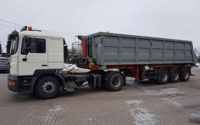 7. Tysiące ciężarówek! Oraz co z tym CO2